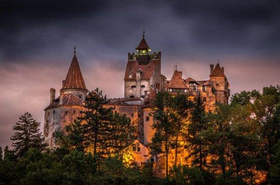 Tour nach Peles und Draculas Schloss...