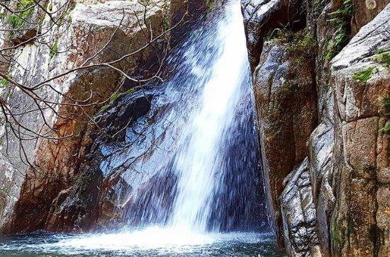 Trekking and Swimming at the Waterfalls