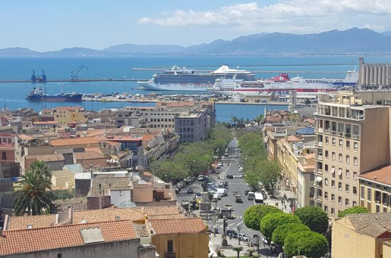 Tour de ville de Cagliari: Excursion...