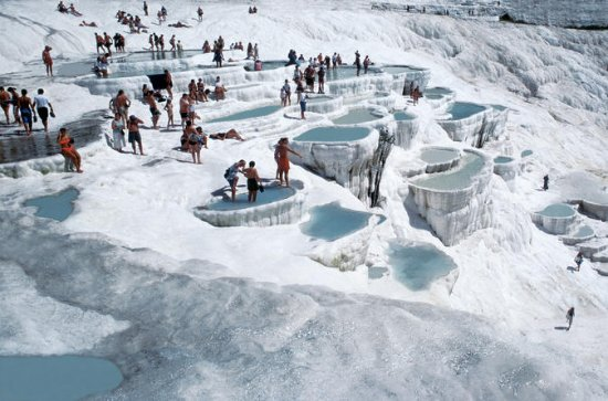 Full-Day Pamukkale Group Tour från ...