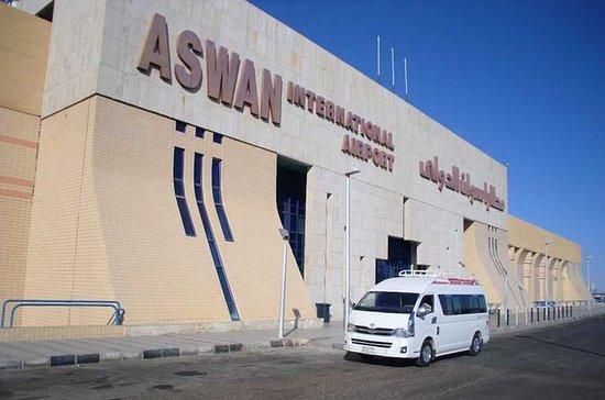Traslado de Aswan para Luxor