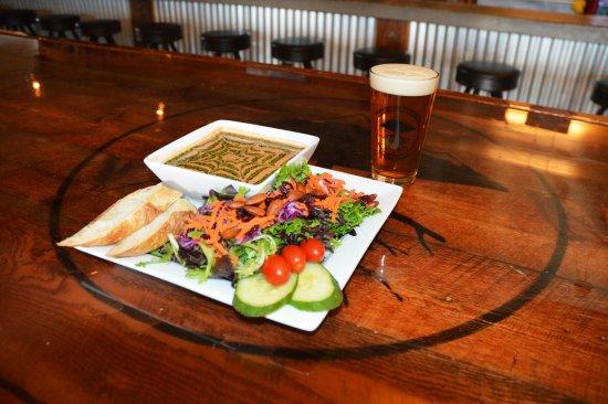 Hamilton, Montana: Soup, Salad and a Beer