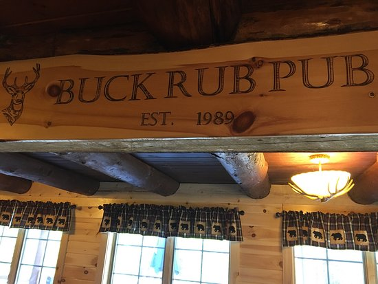 Buck Rub Pub: photo0.jpg