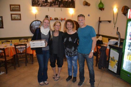 La Belle Helene: Photo with owner