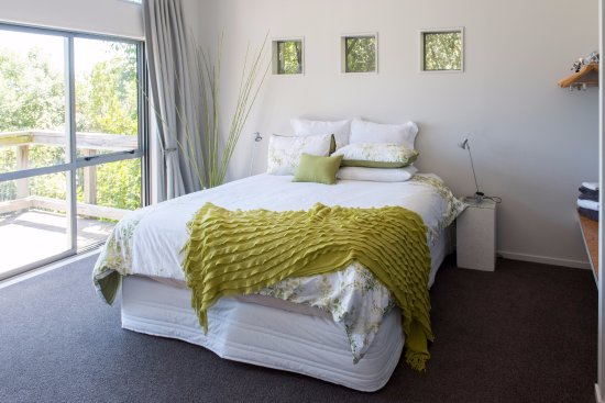Havelock North, Nova Zelândia: Large welcoming bedrooms with super comfy beds