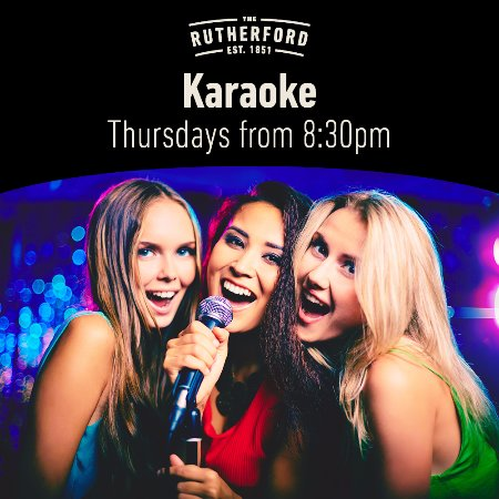 Rutherford, ออสเตรเลีย: Every Thursday Karaoke
