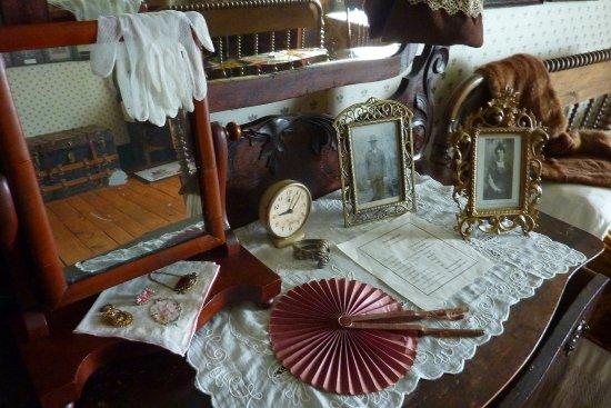 Bideford Parsonage Museum : bureau