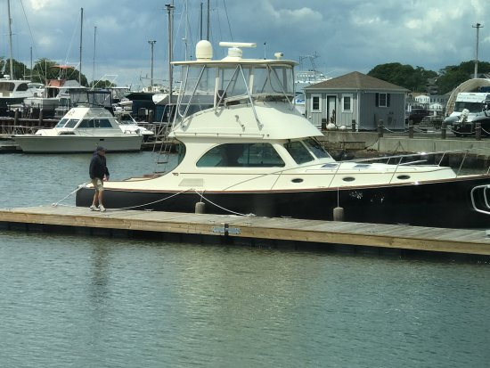 Hull, MA: Jakes Dock
