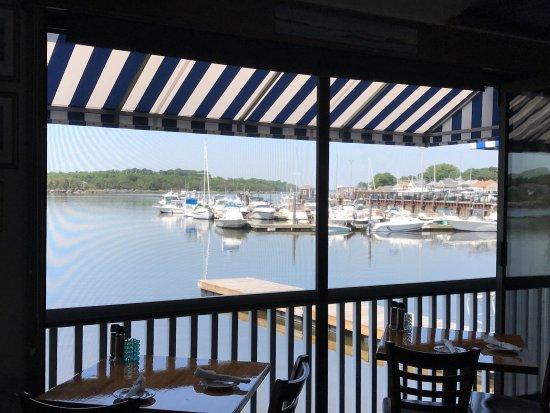 Jake's Seafood: Waterfront dining