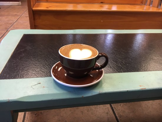 Newberg, OR: Coffee at Chapters