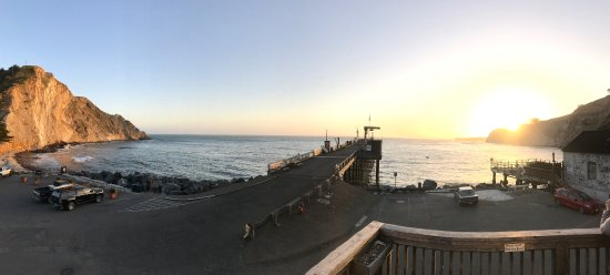 Point Arena, CA: View from the deck