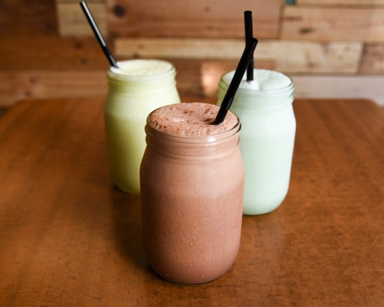 Takapuna, Новая Зеландия: Yummy Thickshake