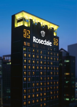 Rosedale Hotel Hong Kong: Hotel Exterior