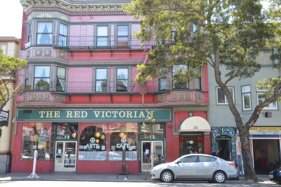 Red Victorian LLC: The Red Victorian 2014