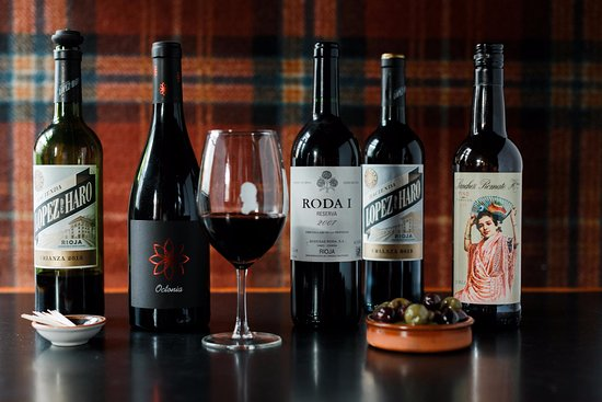 Collingwood, Australia: A selection of our favourite Spanish vino