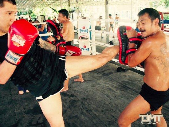 Diamond Muay Thai: Danny Pinto