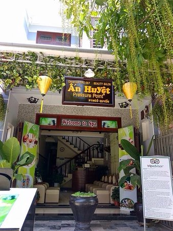 Pressure point spa hoi an vietnam updated 2018 top for Actpoint salon review