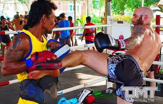 Diamond Muay Thai: Sean (Muay Thai Guy) Fagan
