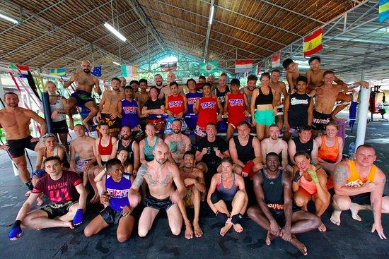 Diamond Muay Thai: Sept 2016