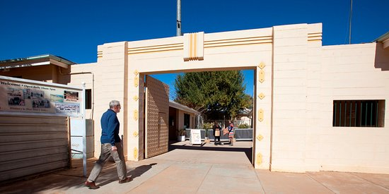 Women's Museum of Australia (formerly National Pioneer Women's Hall of Fame) & Old Alice Springs Gaol