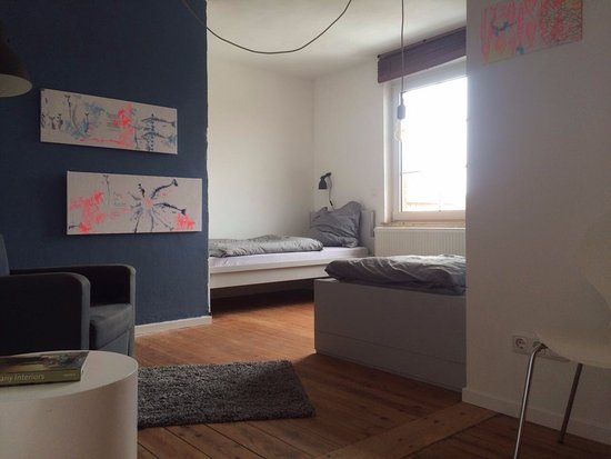 Zarrentin, Almanya: ..unsere neuen Zimmer..