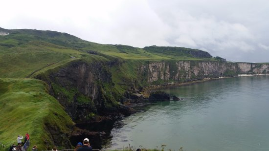 Ballintoy, UK: Beautiful and Green
