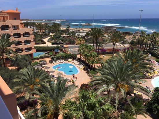 Hotel Elba Sara : Wonderful view from the balcony