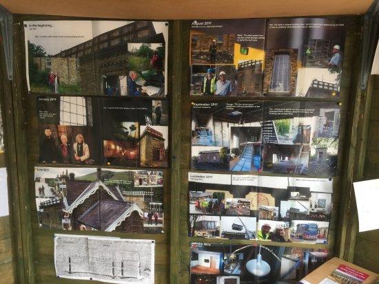 Settle, UK: Renovation details