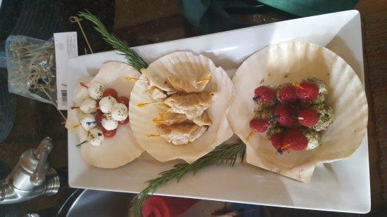 Glen Cove, NY: Appetizer