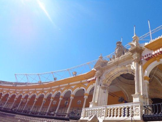Plaza de Toros de la Maestranza: Nice architecture