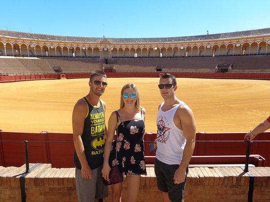 Plaza de Toros de la Maestranza: Bull Fighting Arena