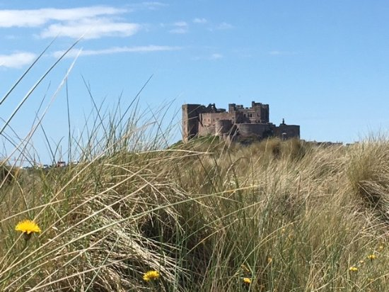 Seahouses, UK: Bamburgh