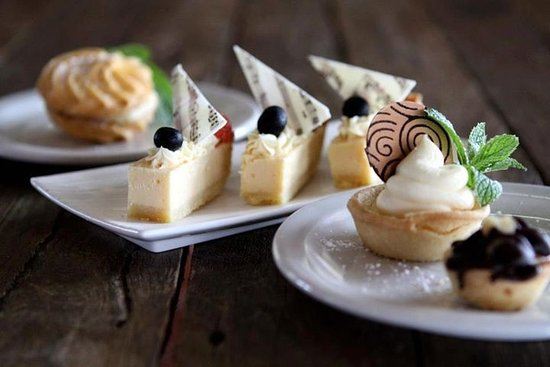 Alstonville, Australia: yummy Pariesienne treats learned from the best in Paris