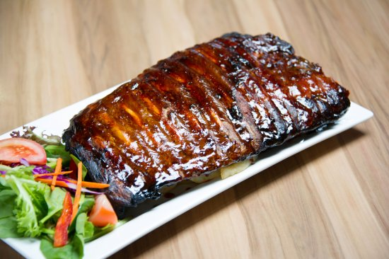 Singleton, Australia: Best ribs in town