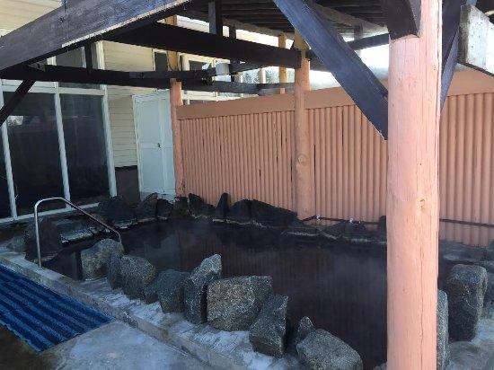 Betsukai-cho, Japan: 源泉かけながし100%の天然温泉