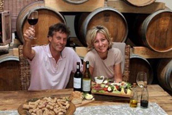 Howick, Afrique du Sud : Ian and Jane