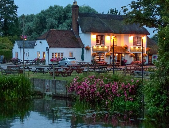 The Fish Inn: welcoming!