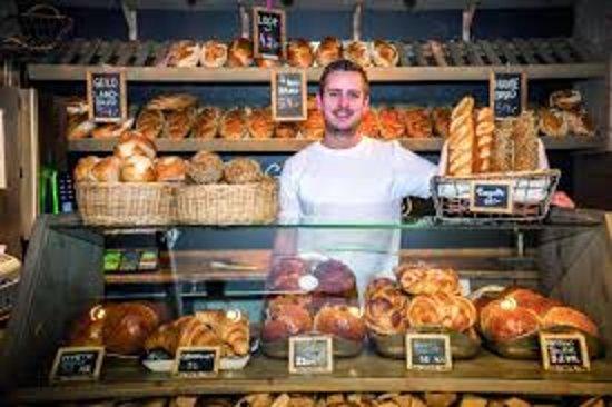 Geilo, Noruega: bakeriet