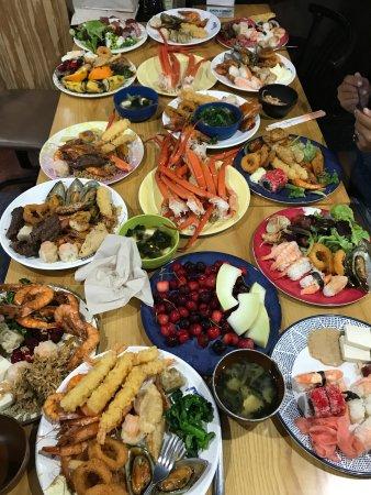 seafood buffet review of crab house makino waikiki honolulu hi rh tripadvisor co nz seafood buffet waikiki hotel best seafood buffet waikiki