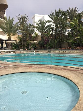 Hotel Timoulay & Spa Agadir: Pool view