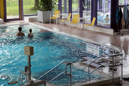 Wolkenstein, Alemania: Silber-Therme Warmbad