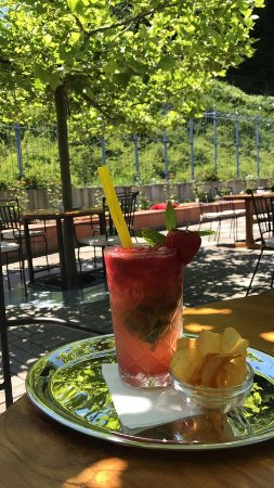 Velenje, Eslovenia: Strawberry mojito