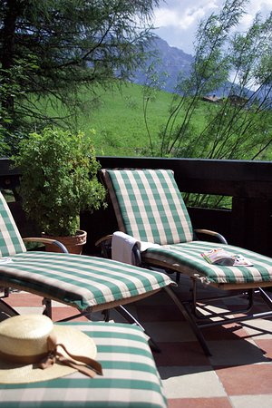 Hirschegg, Austria: Sonnenterrasse