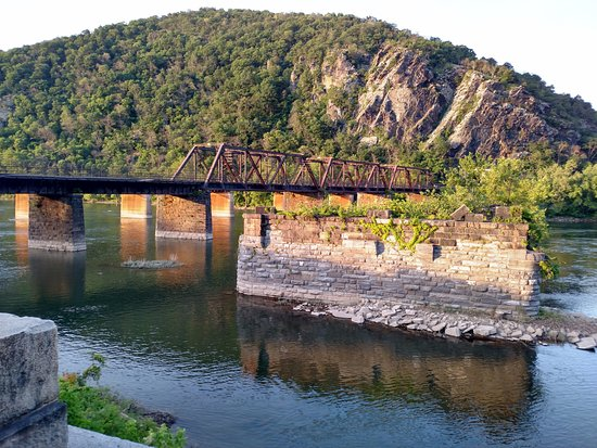 Harpers Ferry, WV: Old Rail Road bridge