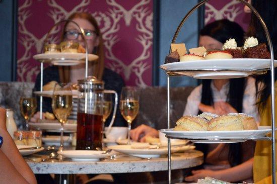 Seaham, UK: Afternoon Tea