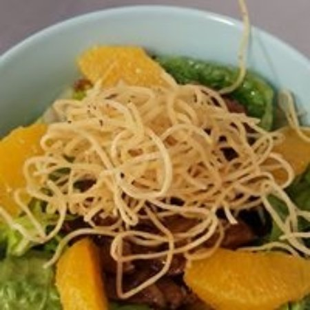 Rangiora, نيوزيلندا: Thai Inspired Beef Salad