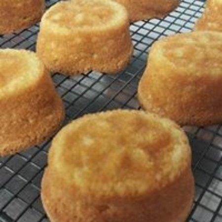 Rangiora, Yeni Zelanda: Gluten Free Friand