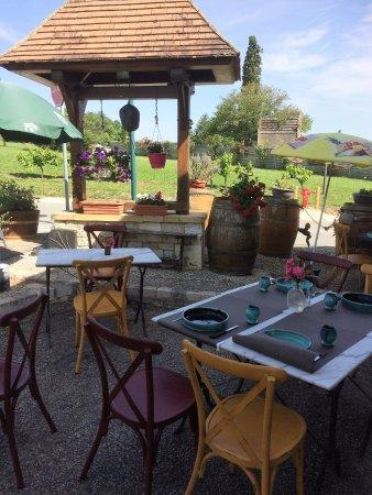 La terrasse Restaurant l'Etoile
