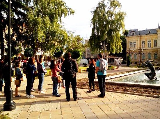 Ruse, Bulgaria: Battenberg Square