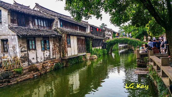 Kunshan, China: ZhouZhuang